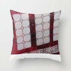 Liquid Beauty Throw Pillow