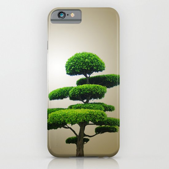 Just a tree iPhone & iPod Case
