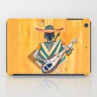 Boba Bandito iPad Case