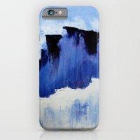 Cold Blue iPhone 6 Slim Case