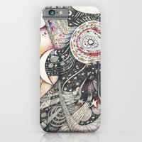 iPhone & iPod Case featuring The Silver Cord by Trudy Creen