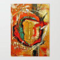 Abstract 1 Canvas Print