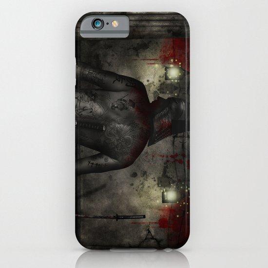 Dark Room Killer iPhone & iPod Case