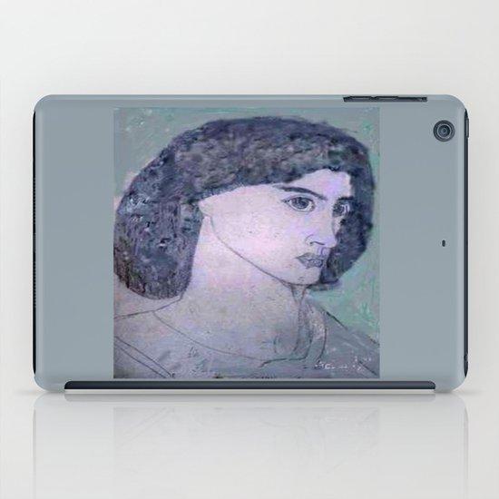 JANE BURDEN STUDY iPad Case