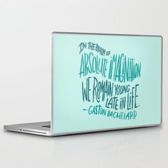 Absolute Imagination Laptop & iPad Skin