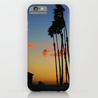 iPhone & iPod Case featuring Long Beach Hut by Brian Walsh