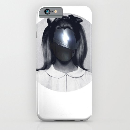 Fear collage iPhone & iPod Case