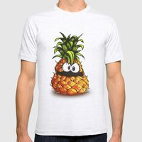 PINEAPPLE | ANANA Mens Fitted Tee Ash Grey SMALL