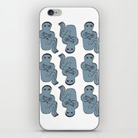 happily iPhone & iPod Skin