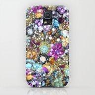 Vintage Bling Galaxy S5 Slim Case