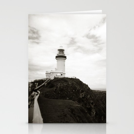 { light house } Stationery Card