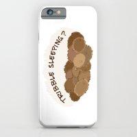 Tribble Sleeping iPhone 6 Slim Case