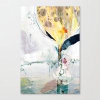 Vitriol 2 Canvas Print