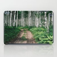 Aspen Trees iPad Case