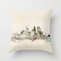 minneapolis minnesota Throw Pillow
