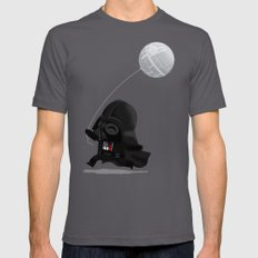 Beware, The Darth Star Mens Fitted Tee Asphalt SMALL