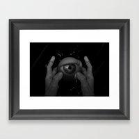 Futura Framed Art Print
