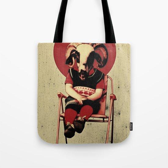 SIT TIGHT Tote Bag