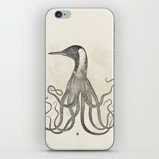The Octo-Loon iPhone & iPod Skin