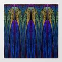 Art Deco III Canvas Print