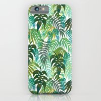 iPhone & iPod Case featuring LOST - In the jungle by Schatzi Brown