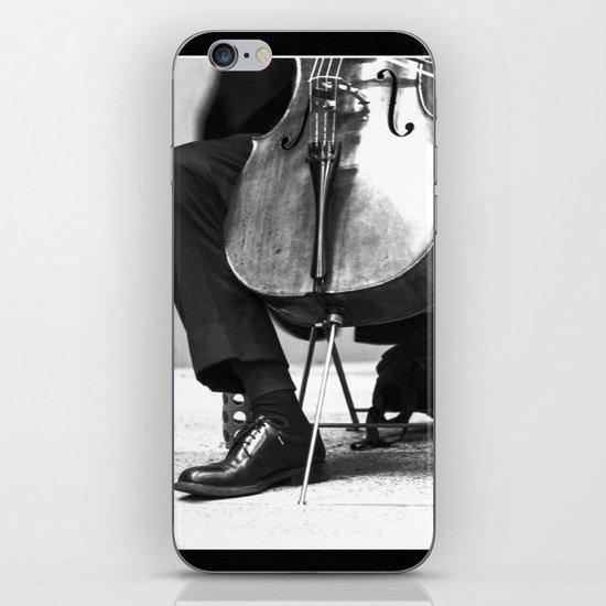 The Cellist iPhone & iPod Skin