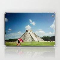 Chichen Itza Laptop & iPad Skin