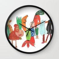 Todos. Wall Clock