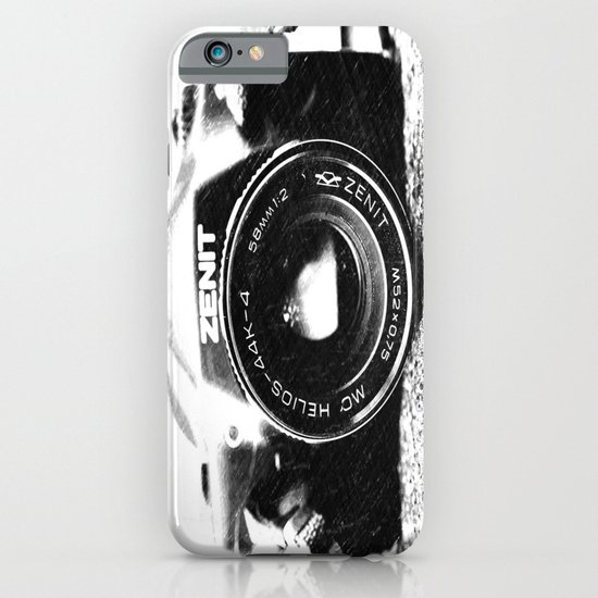 Basic is better iPhone & iPod Case