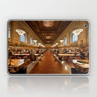 New York Public Library Laptop & iPad Skin