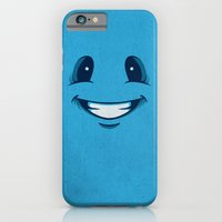 iPhone & iPod Case featuring Happy Happy by Chump Magic