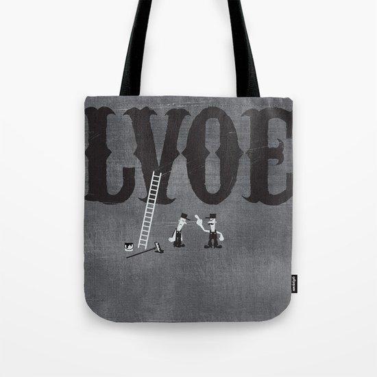LVOE Tote Bag