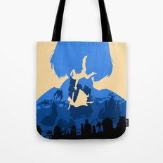 Bioshock Infinite Elizabeth Tote Bag