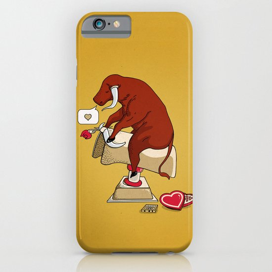 I Made You a Mix Tape iPhone & iPod Case