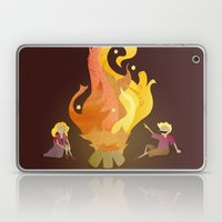 Campfire Magic Laptop & iPad Skin