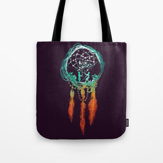 Dream Catcher (the rustic magic) Tote Bag