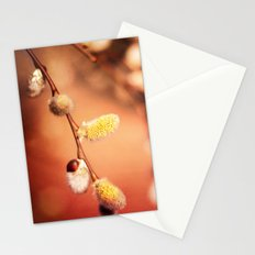 FLUFFY RED Stationery Cards