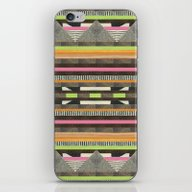 DG Aztec No. 2 iPhone & iPod Skin