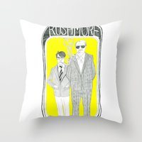Rushmore Throw Pillow