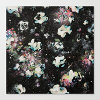 A Momentary Quietus Canvas Print