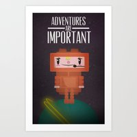 Space-cation Art Print
