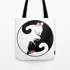 Luna & Artemis Tote Bag