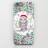 Owl Wreath iPhone 6 Slim Case