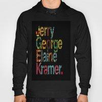 Jerry, George, Elaine & Kramer Hoody