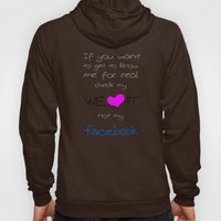 LOVE WE*HEART*IT Hoody
