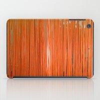 ORANGE STRINGS iPad Case