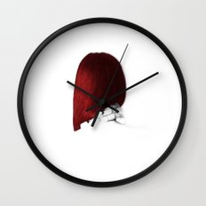 I Was Silent Wall Clock