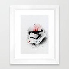 The Traitor Framed Art Print