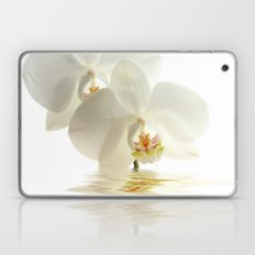 Orchid In A Bath Laptop & iPad Skin