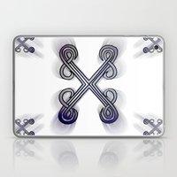 X's Laptop & iPad Skin